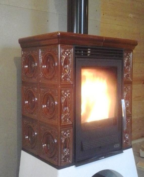Плиты минерита как защита деревянной стены