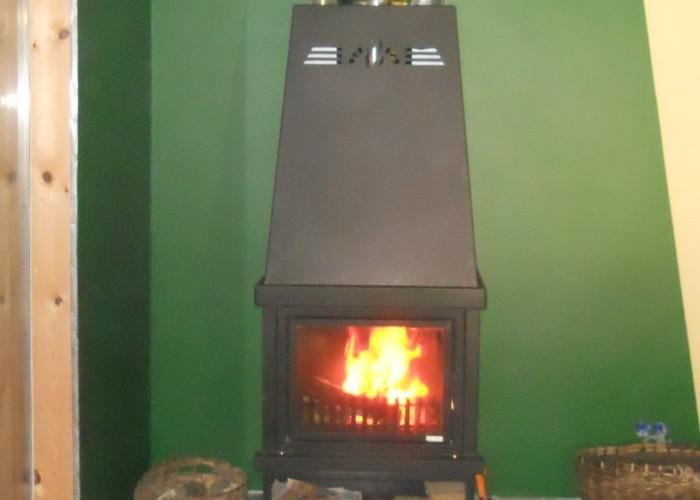 Установка камина викинг правила обслуживания дымоходов